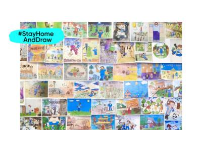 Переможці конкурсу малюнків Minecraft