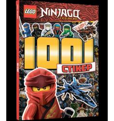 LEGO® Ninjago® 1001 стікер